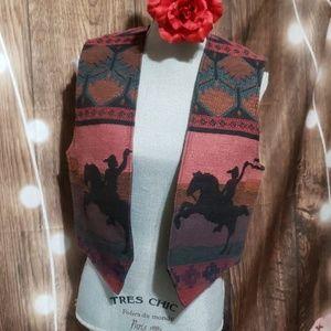 Wraps vest